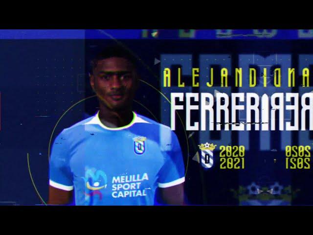 Alejandro Ferrera llegará al mediocampo de la UD Melilla