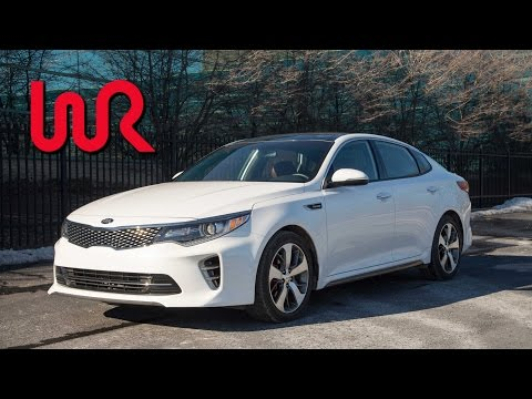 2016 Kia Optima SX Turbo – WR TV POV Test Drive & Walkaround
