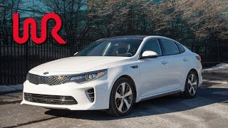 Kia Optima SX 2016 Videos