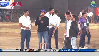 SUMEET DHEKALE SPEECH | GUNDAVALI PREMIER LEAGUE 2018 | GUNDAVALI BHIWANDI (DAY 3)