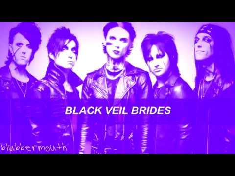 Black Veil Brides - Saints of the Blood [Lyric Video]