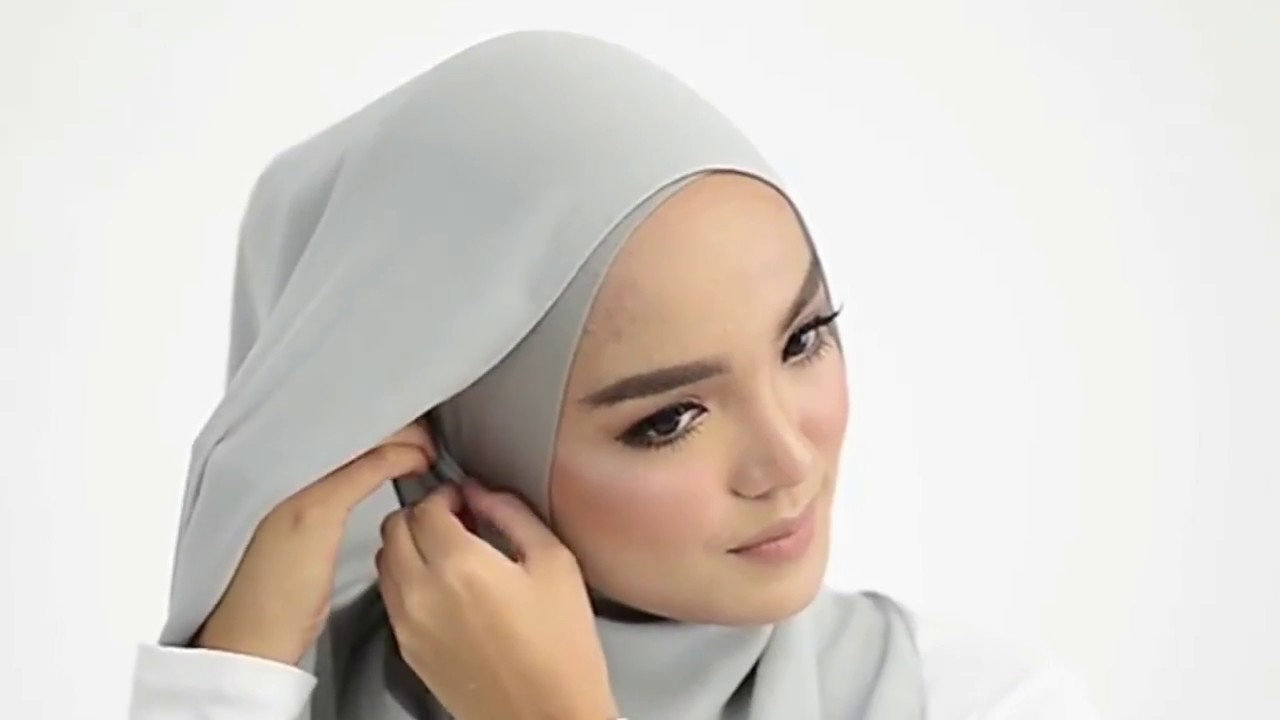 Everyday Simple Hijab Tutorial 2018 Part 5 Youtube