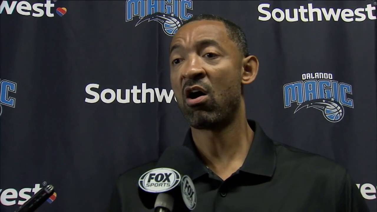 Juwan Howard Miami Heat summer league action 07 03 2016