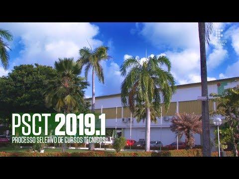 PSCT 2019 | Processo Seletivo de Cursos Técnicos do IFPB