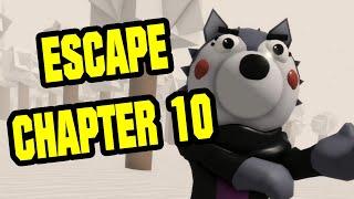 ROBLOX PIGGY BOOK 2 CHAPTER 10 FULL GAMEPLAY WALKTHROUGH