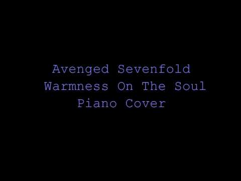 Avenged Sevenfold - Warmness On The Soul Piano Violin Cover