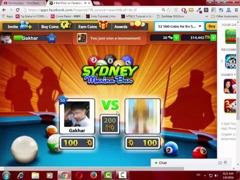 How to Find Facebook Id on 8 Ball Pool (Urdu Tutorial)