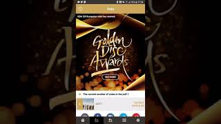 BTS GOLDEN DISC AWARDS 2018 VOTE (TUTORIAL)
