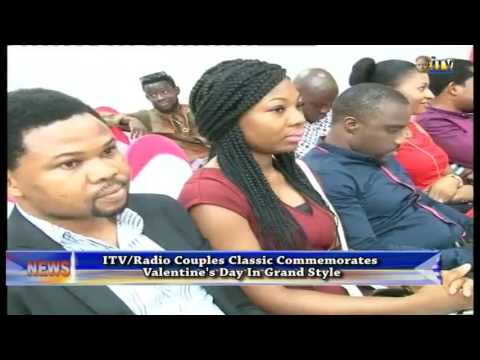 ITV/Radio Couples Classic commemorates Val's Day in style