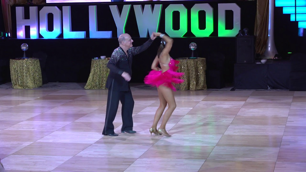 Angie De Grazia angie degrazia and michael hirsch. hollywood dancesport 2018