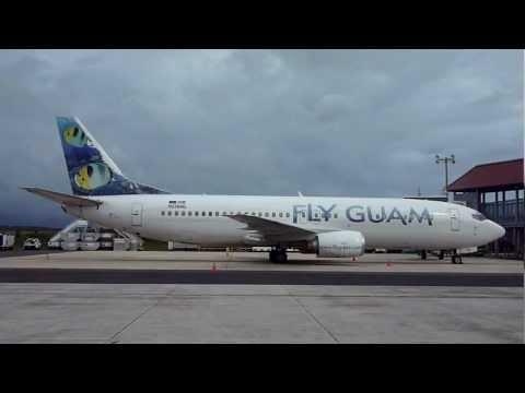 N238AG / Fly Guam @ Palau, Koror Airport