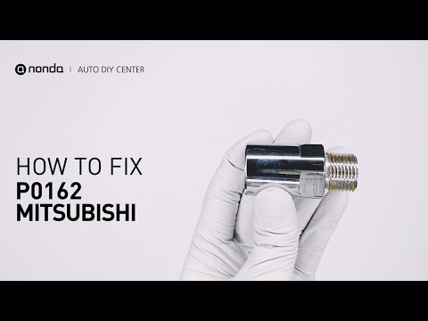 How to Fix MITSUBISHI P0162 Engine Code in 4 Minutes [3 DIY Methods / Only $9.23]