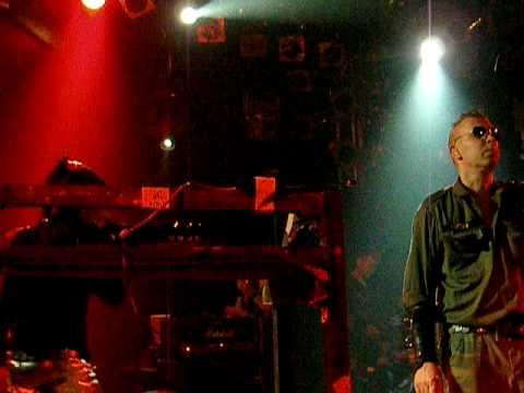KMFDM-never say never L.M.B.Prague 2009 live