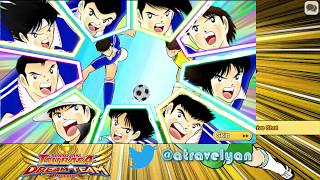 Últimos tickets de los samurai - Captain Tsubasa Dream Team