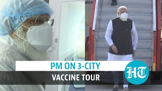 Watch: PM Modi reviews development of Covid vaccine candidate ZyCoV-D