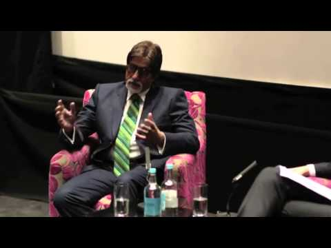 Amitabh Bachchan _ George Lamb Q&A's Part 1