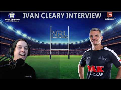IVAN CLEARY INTERVIEW
