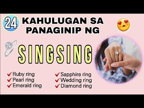 #38 KAHULUGAN SA PANAGINIP NG SINGSING / DREAMS AND MEANING OF RING