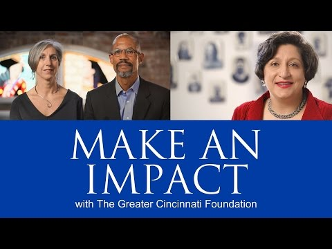 Make an Impact with The Greater Cincinnati Foundation