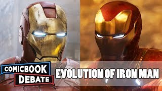Evolution of Iron Man in Movies & TV in 6 Minutes (2018)