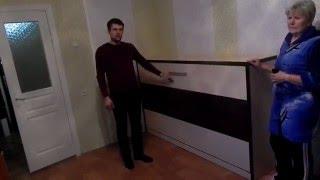 Видео-обзор. Кровать-трансформер. Отзыв. Кидрум(Видео-обзор и реальный отзыв. Кровать-трансформер от компании Кидрум. Купить эту кровать и посмотреть други..., 2015-12-25T13:02:30.000Z)