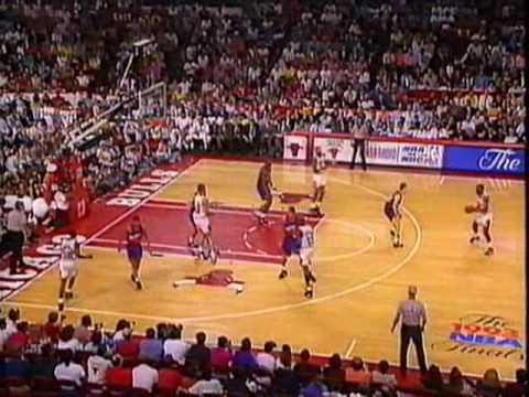 Bulls vs. Suns 1993 NBA Finals Game 3 (4/...) - YouTube