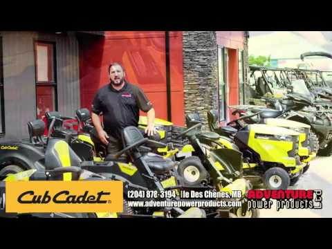 Cub Cadet Dealer of the Month - Adventure Power Products Ltd.