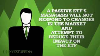Investopedia Video: Active vs Passive ETF Investing