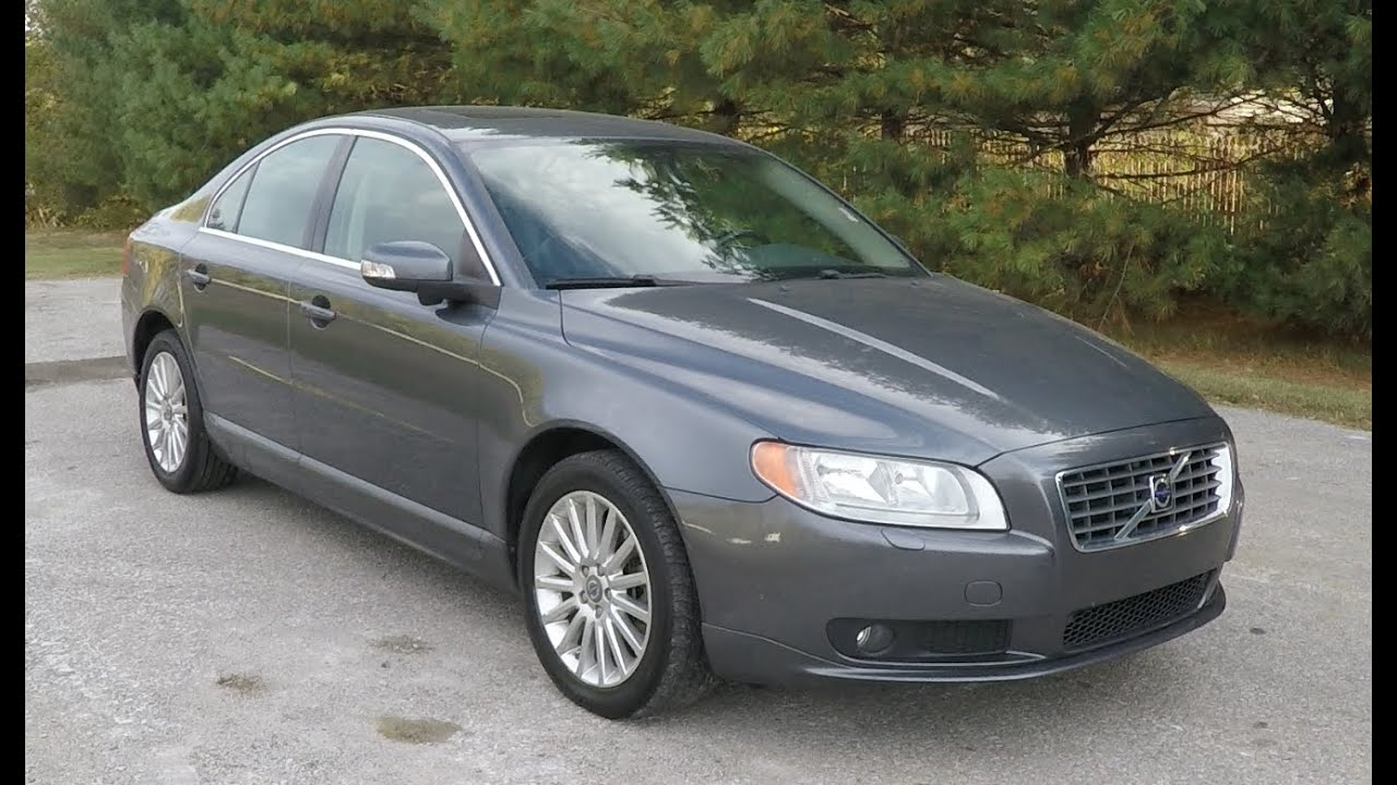 2008 volvo s80 3 2 18130a [ 1280 x 720 Pixel ]