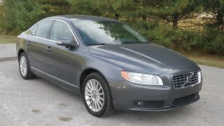 2008 Volvo S80 3 2|18130A