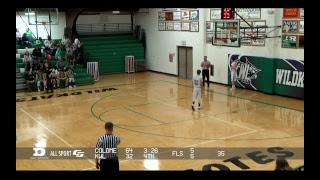 Kimball (SD) School - Boys BB KWL vs. Colome