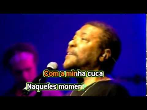 Martinho da Vila -Ex amor - Karaoke