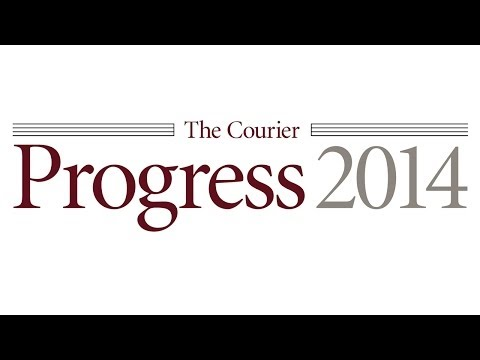 A look at The Courier's Progress 2014 Edition