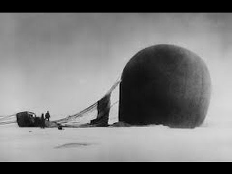 Rroger Pontare - Cold as ice - Andrée's Arctic balloon expedition 1897. Dedicated Anki.