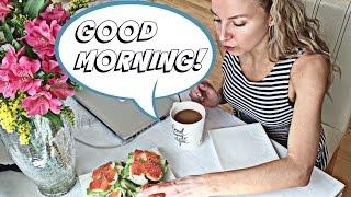 #33 Влог! Доброе утро! 2 Дня Вместе! Шоппинг, Чебуреки и Рецепт Завтрака!