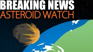 BREAKING NEWS: Asteroid Watch