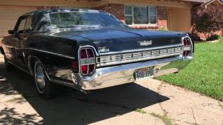 1968 ford LTD 4 door 390