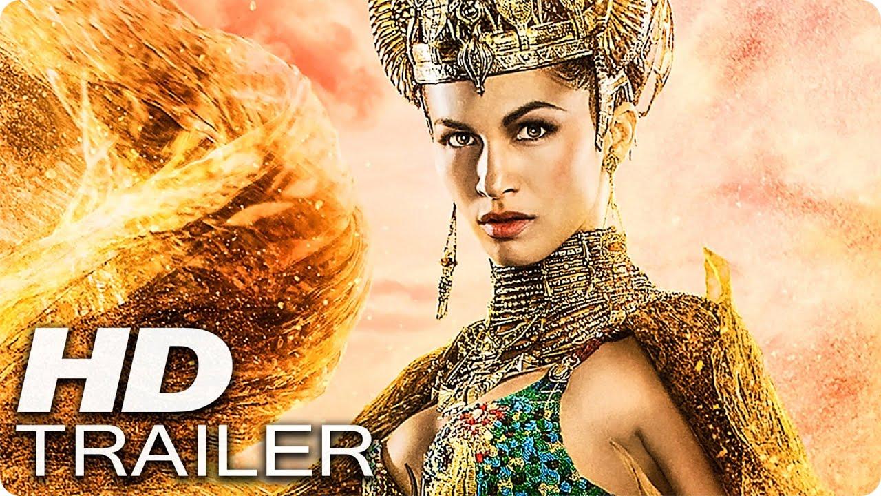 gods of egypt trailer german