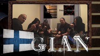 "GIAN presents -All Life Erased- on ""European Metal Channel"""