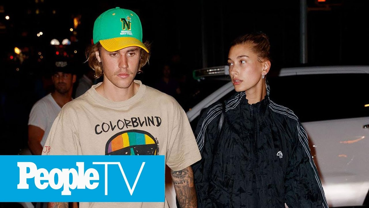 Justin Bieber and Hailey Baldwin get marriage license. Or are they already married?