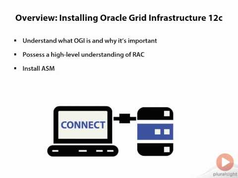 12 Installing Oracle Grid Infrastructure 12c Overview