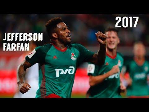 Jefferson Farfán►Mejores Jugadas y Goles◄ |17/18| Lokomotiv Moscú