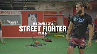 The Diaries Of A Street Fighter Part IV: Thy Staff (Jorge Masvidal)