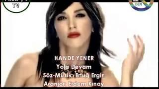 Hande Yener - Yola Devam (#MüziKöşesiTv @music_kosesi)
