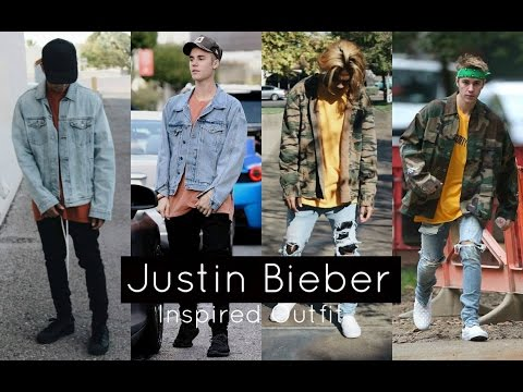 Justin Bieber Inspired Outfits | Vasti Nico