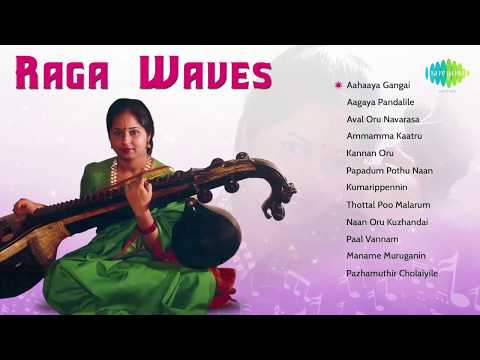 E. Gayathri Veena on Popular Tamil Songs Jukebox | Raga Waves By E. Gayathri | Volume 1