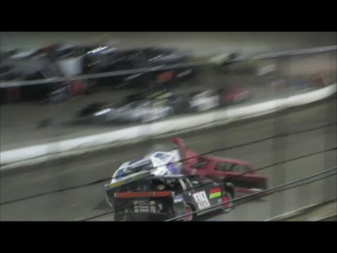 Racing |  Hobby Stocks | Feature Race | Volusia Speedway Park |  10-11-14
