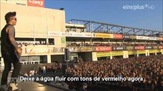 Avenged Sevenfold - Hail To The King - Live RAR - Legendado PTBR