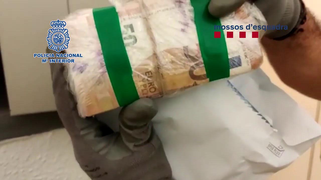 Detenidos cinco miembros de un grupo itinerante de butroneros especializados en robos con fuerza