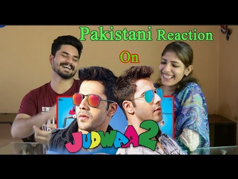 Judwaa 2 Trailer Reaction | Varun, Tapsee, Jacquelin Reaction by Pakistani Reacts